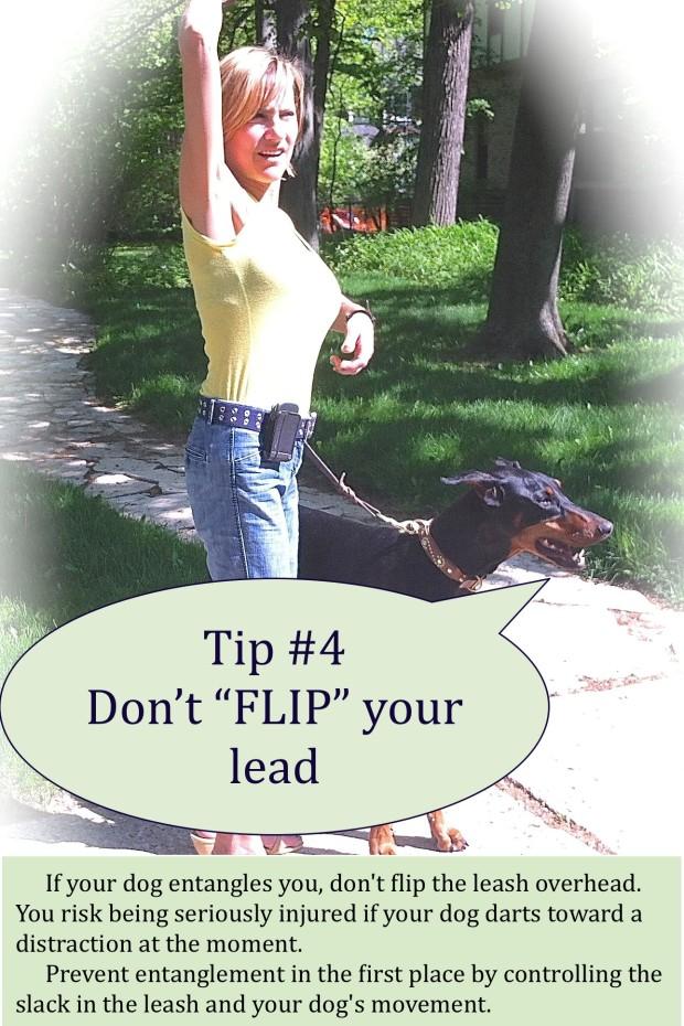 Flipping lead - 4