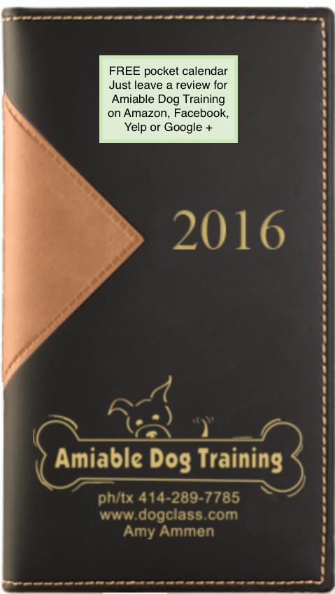 ADT Pocket Calendar